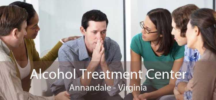 Alcohol Treatment Center Annandale - Virginia