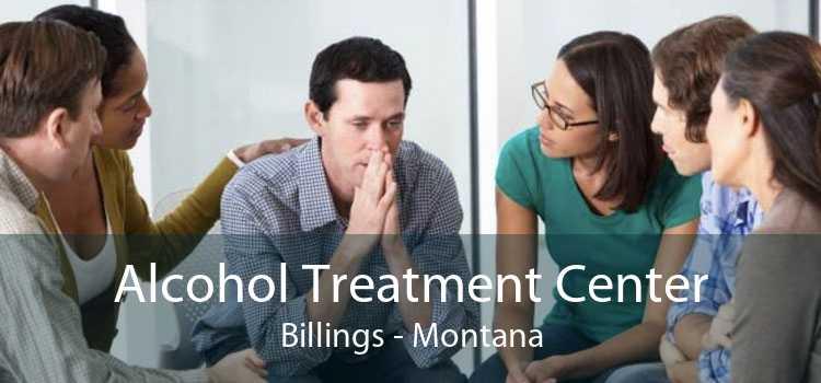 Alcohol Treatment Center Billings - Montana