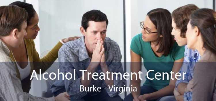 Alcohol Treatment Center Burke - Virginia