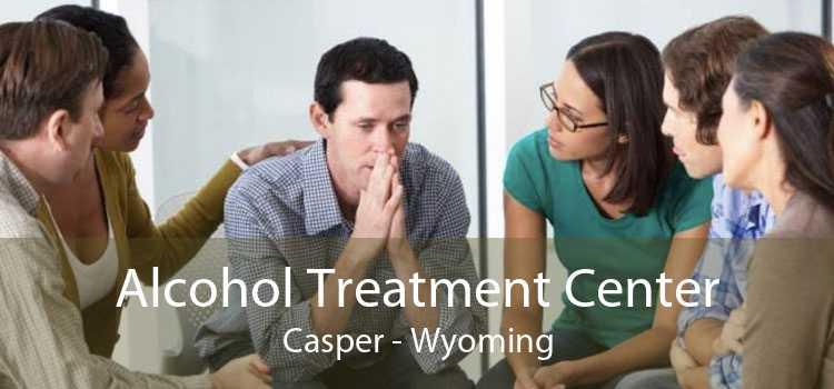 Alcohol Treatment Center Casper - Wyoming