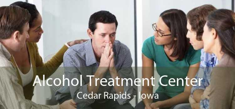 Alcohol Treatment Center Cedar Rapids - Iowa