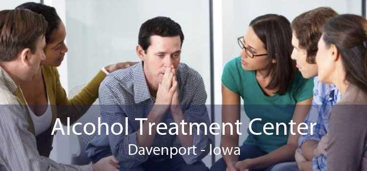 Alcohol Treatment Center Davenport - Iowa