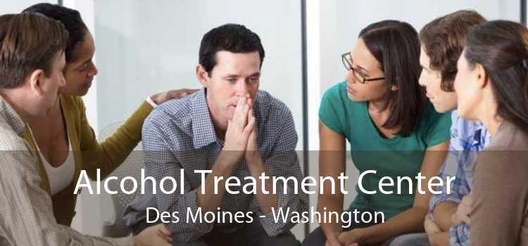 Alcohol Treatment Center Des Moines - Washington