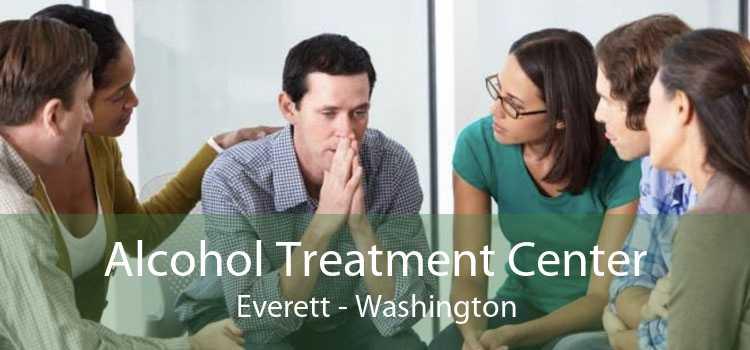 Alcohol Treatment Center Everett - Washington