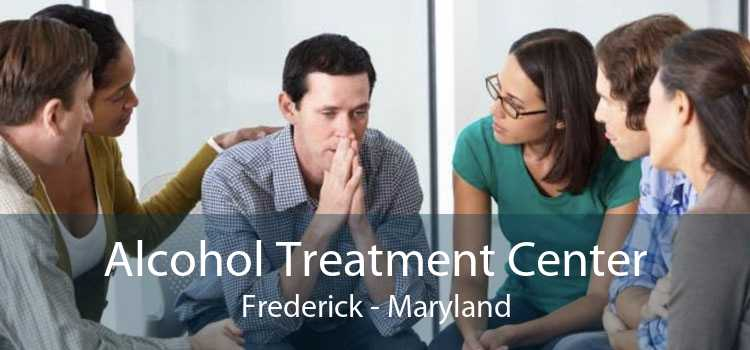 Alcohol Treatment Center Frederick - Maryland