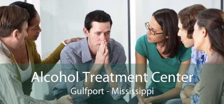 Alcohol Treatment Center Gulfport - Mississippi