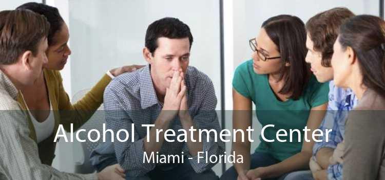 Alcohol Treatment Center Miami - Florida
