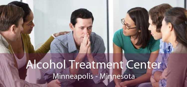 Alcohol Treatment Center Minneapolis - Minnesota