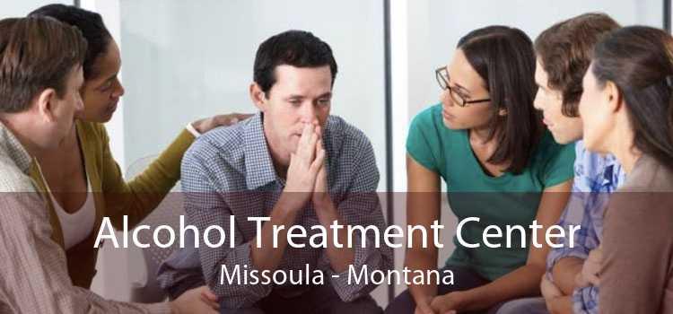 Alcohol Treatment Center Missoula - Montana