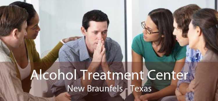 Alcohol Treatment Center New Braunfels - Texas