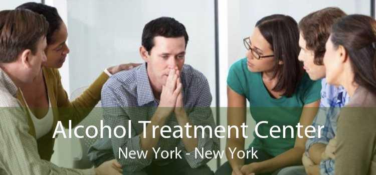 Alcohol Treatment Center New York - New York