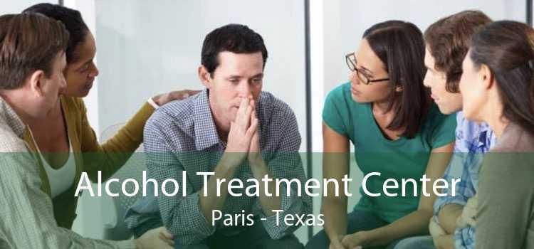 Alcohol Treatment Center Paris - Texas