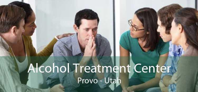 Alcohol Treatment Center Provo - Utah
