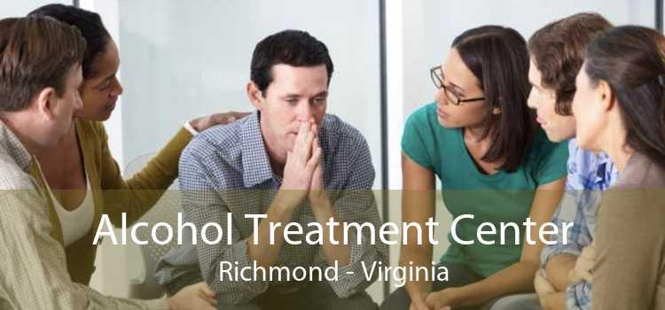 Alcohol Treatment Center Richmond - Virginia