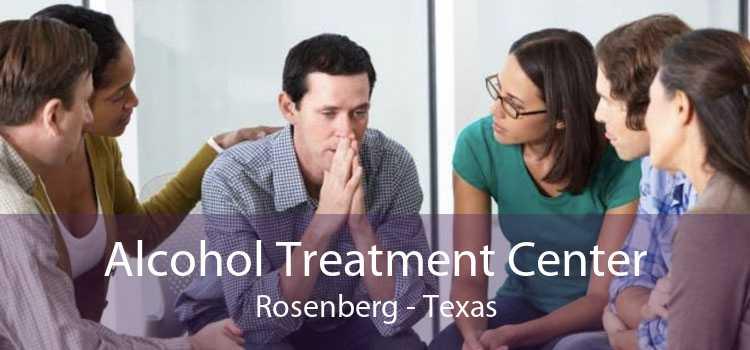 Alcohol Treatment Center Rosenberg - Texas