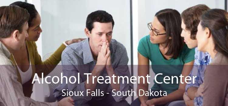 Alcohol Treatment Center Sioux Falls - South Dakota