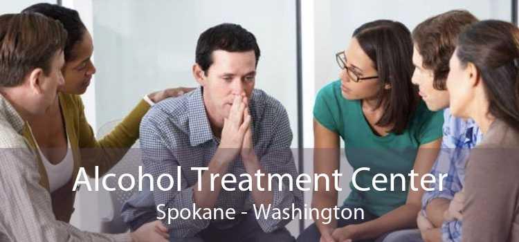 Alcohol Treatment Center Spokane - Washington