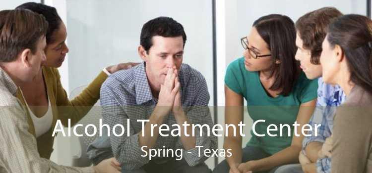 Alcohol Treatment Center Spring - Texas