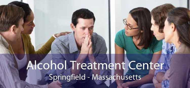 Alcohol Treatment Center Springfield - Massachusetts