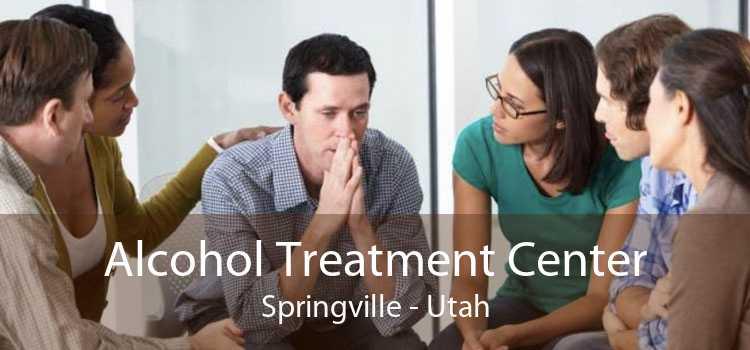 Alcohol Treatment Center Springville - Utah
