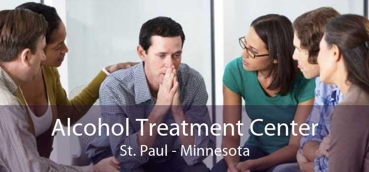 Alcohol Treatment Center St. Paul - Minnesota