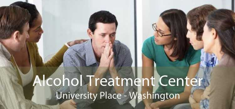 Alcohol Treatment Center University Place - Washington