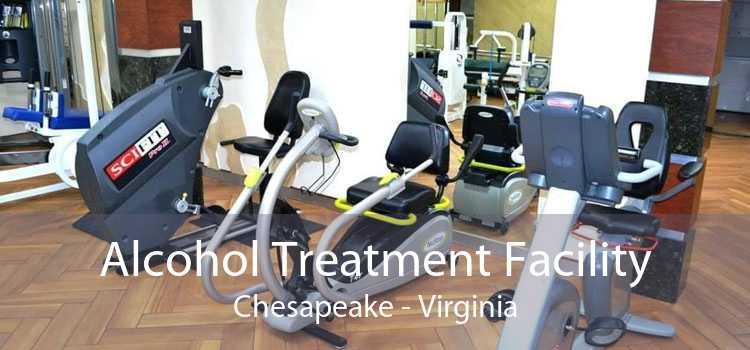 Alcohol Treatment Facility Chesapeake - Virginia