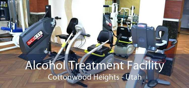 Alcohol Treatment Facility Cottonwood Heights - Utah