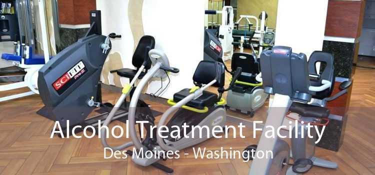 Alcohol Treatment Facility Des Moines - Washington