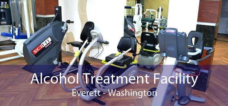 Alcohol Treatment Facility Everett - Washington