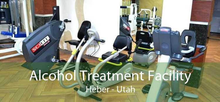 Alcohol Treatment Facility Heber - Utah