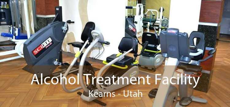 Alcohol Treatment Facility Kearns - Utah