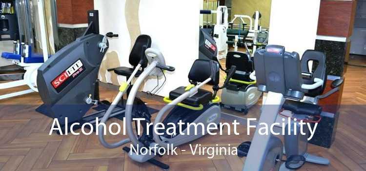 Alcohol Treatment Facility Norfolk - Virginia
