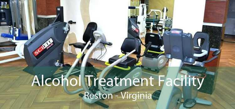 Alcohol Treatment Facility Reston - Virginia