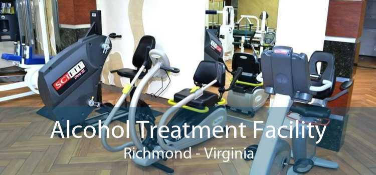 Alcohol Treatment Facility Richmond - Virginia