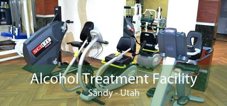 Alcohol Treatment Facility Sandy - Utah