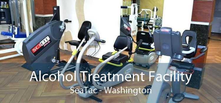 Alcohol Treatment Facility SeaTac - Washington