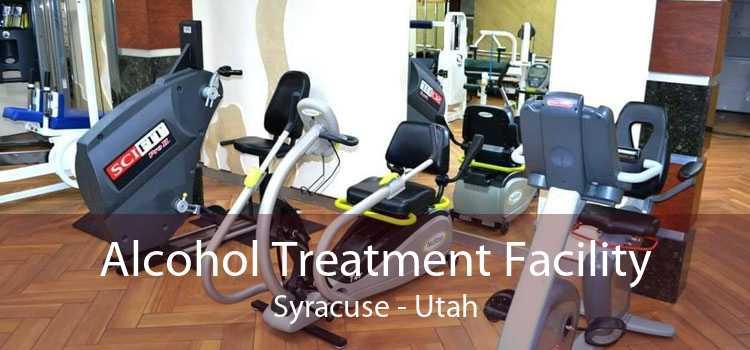 Alcohol Treatment Facility Syracuse - Utah