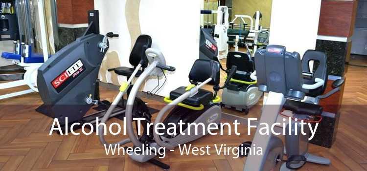 Alcohol Treatment Facility Wheeling - West Virginia
