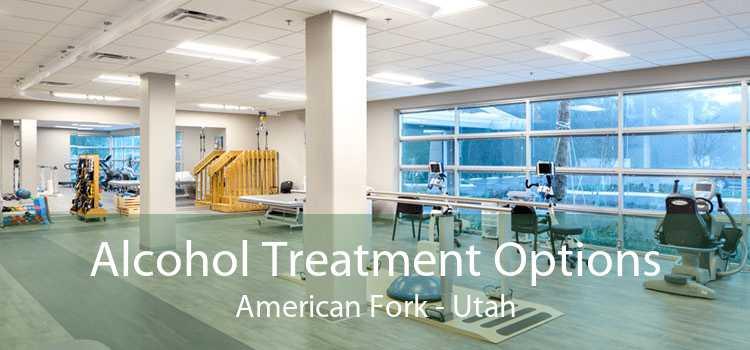 Alcohol Treatment Options American Fork - Utah