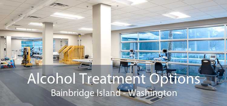 Alcohol Treatment Options Bainbridge Island - Washington