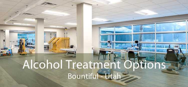 Alcohol Treatment Options Bountiful - Utah