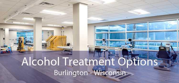 Alcohol Treatment Options Burlington - Wisconsin