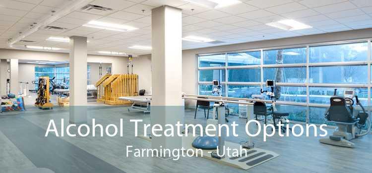 Alcohol Treatment Options Farmington - Utah