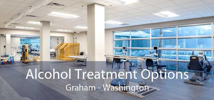 Alcohol Treatment Options Graham - Washington