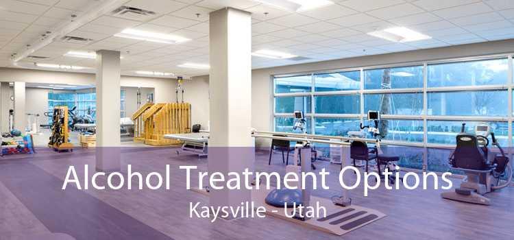 Alcohol Treatment Options Kaysville - Utah