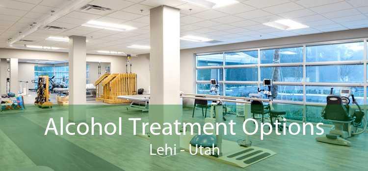 Alcohol Treatment Options Lehi - Utah