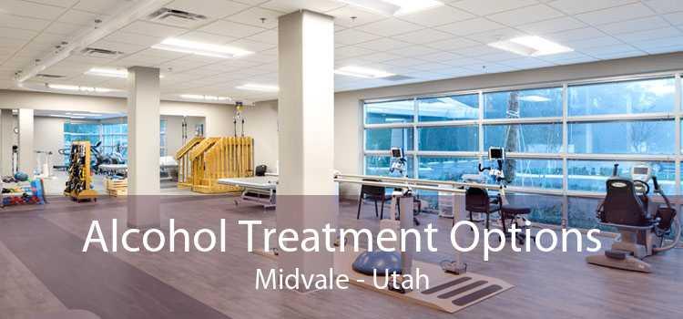 Alcohol Treatment Options Midvale - Utah
