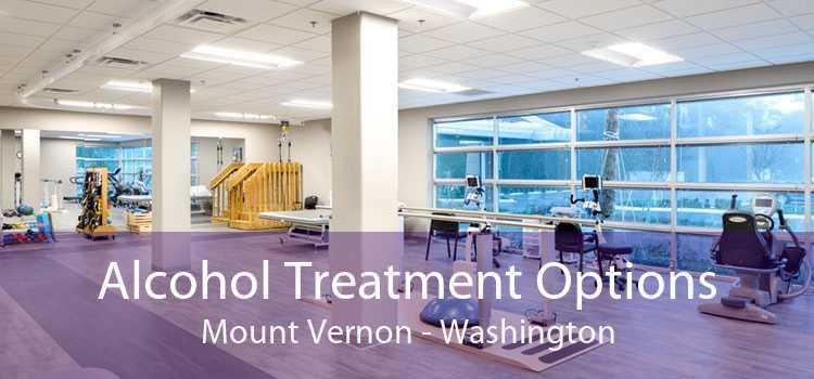 Alcohol Treatment Options Mount Vernon - Washington