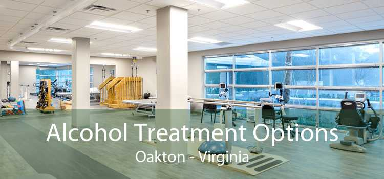 Alcohol Treatment Options Oakton - Virginia